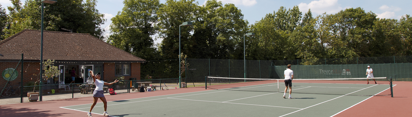 Welcome to Old College Lawn Tennis Club