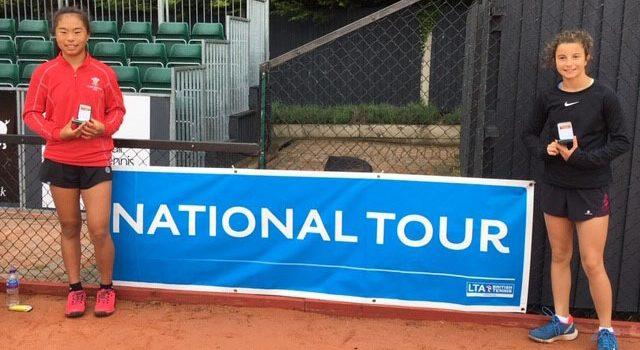 National Level Win for Giulia